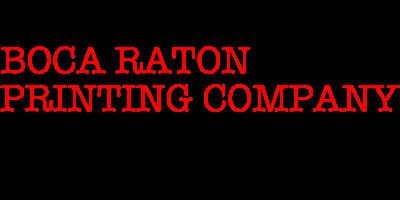 Boca Raton Printing Company